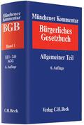 Münchener Kommentar zum Bürgerlichen Gesetzbuch: BGB, Bd. 1 - Vorauflage, kann leichte Gebrauchsspuren aufweisen. Sonderangebot ohne Rückgaberecht. Nur so lange der Vorrat reicht.