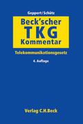 Beck'scher TKG-Kommentar - Mängelexemplar, kann leichte Gebrauchsspuren aufweisen. Sonderangebot ohne Rückgaberecht. Nur so lange der Vorrat reicht.