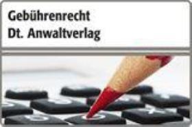 beck-online. Gebührenrecht Dt. Anwaltverlag | Datenbank