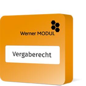 Werner Vergaberecht | Datenbank