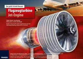 Das Franzis Lernpaket Flugzeugturbine