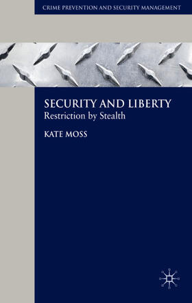 Moss | Security and Liberty | Buch