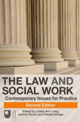 Long / Roche / Stringer | The Law and Social Work | Buch