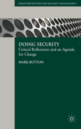 Button | Doing Security | Buch