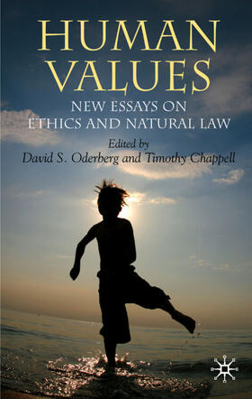 Chappell / Oderberg | Human Values | Buch
