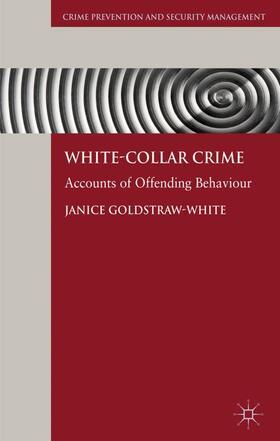 Goldstraw-White | White-Collar Crime | Buch