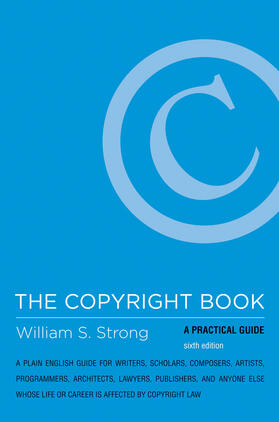 Strong   The Copyright Book   Buch