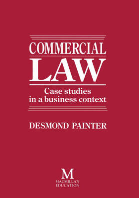 Painter | Commercial Law | Buch