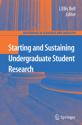 Starting and Sustaining Undergraduate Student Research