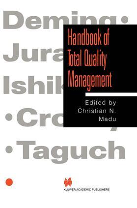 Madu | Handbook of Total Quality Management | Buch