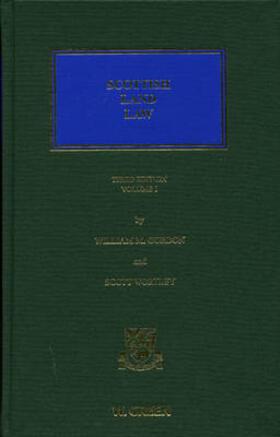 Gordon / Wortley | Scottish Land Law | Buch