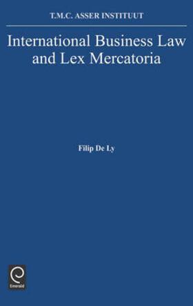 International Business Law and Lex Mercatoria   Buch