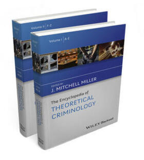 The Encyclopedia of Theoretical Criminology | Buch