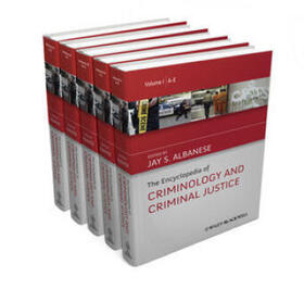 The Encyclopedia of Criminology and Criminal Justice   Buch