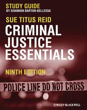 Barton-Bellessa   Criminal Justice Essentials   Buch