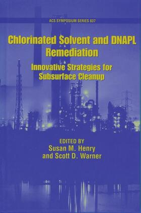 Chlorinated Solvent and DNAPL Remediation
