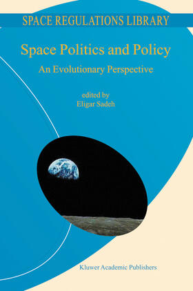 Sadeh | Space Politics and Policy | Buch