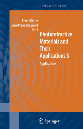 Photorefractive Materials and Their Applications 3