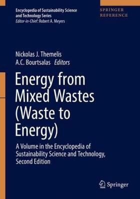 Energy from Mixed Wastes (Waste to Energy)