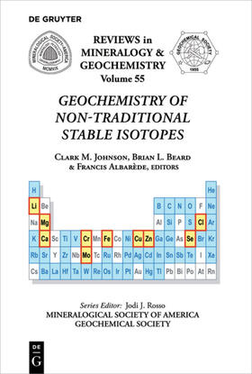 Geochemistry of Non-Traditional Stable Isotopes