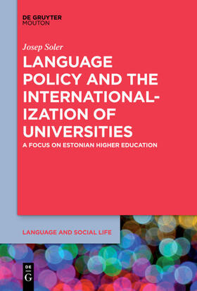 Language Policy and the Internationalization of Universities