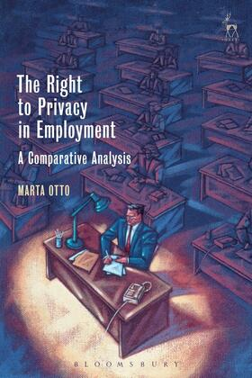 Otto | The Right to Privacy in Employment | Buch