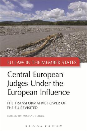 Bobek | Central European Judges Under the European Influence | Buch