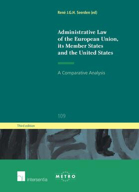 Seerden | Administrative Law of the European Union, Its Member States and the United States (3rd ed.) | Buch