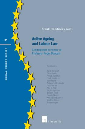 Hendrickx | Active Ageing and Labour Law | Buch