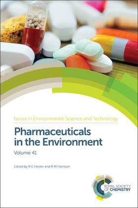 Hester / Harrison   Pharmaceuticals in the Environment   Buch