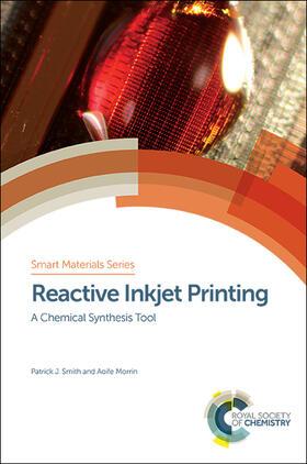Reactive Inkjet Printing