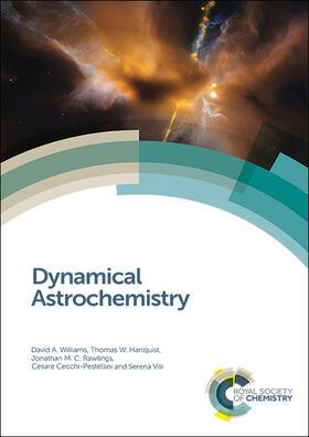 Dynamical Astrochemistry