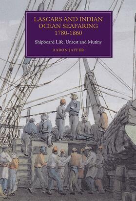 Jaffer   Lascars and Indian Ocean Seafaring, 1780-1860   Buch