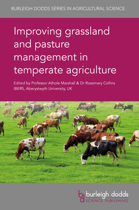Improving grassland and pasture management in temperate agriculture