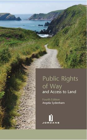 Sydenham | Public Rights of Way and Access to Land | Buch