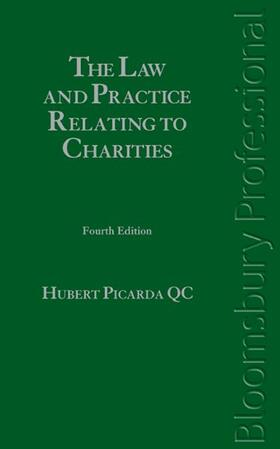 Picarda QC | The Law and Practice Relating to Charities | Buch