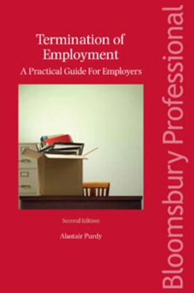 Purdy   Termination of Employment   Buch