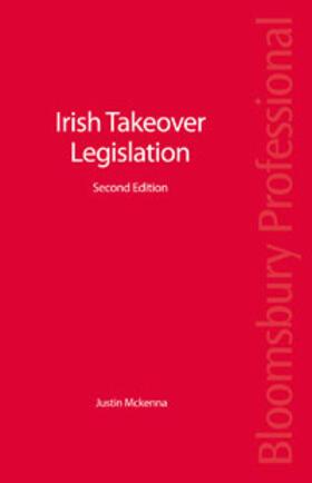 McKenna | Irish Takeover Legislation | Buch