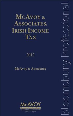 Irish Income Tax 2012 | Buch
