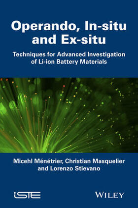 In Situ and Operando Investigation of Batteries and Battery Materials
