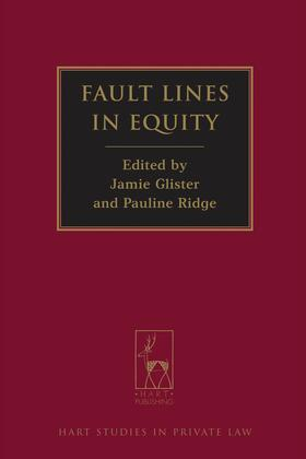 Glister / Ridge | Fault Lines in Equity | Buch