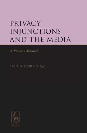 Goldrein   Privacy and the Media   Buch