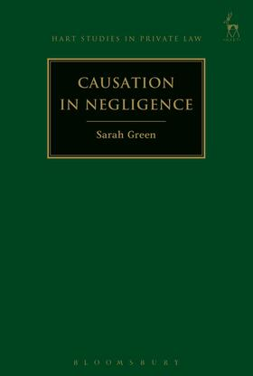 Green | Causation in Negligence | Buch