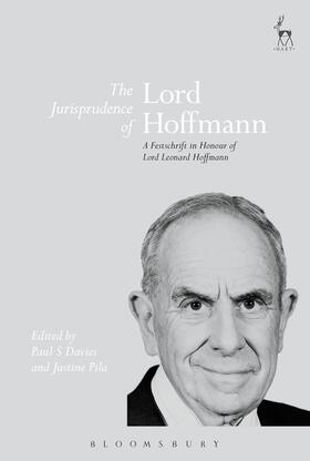 Davies / Pila | The Jurisprudence of Lord Hoffmann | Buch