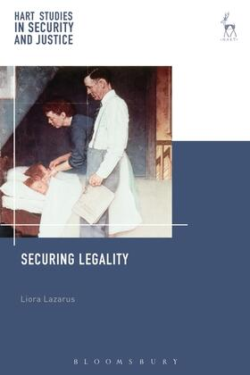 Lazarus   Securing Legality   Buch