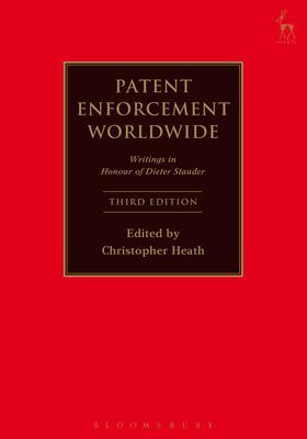 Heath | Patent Enforcement Worldwide | Buch