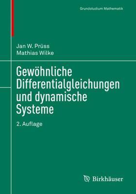 Gewöhnliche Differentialgleichungen und dynamische Systeme