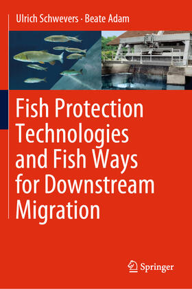 Schwevers / Adam   Fish Protection Technologies and Fish Ways for Downstream Migration   Buch