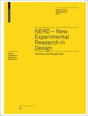 NERD – New Experimental Research in Design