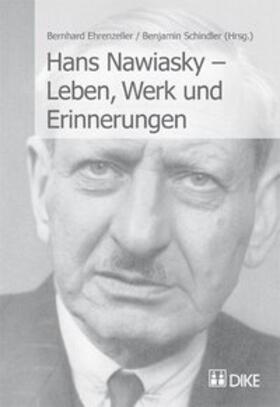 Hans Nawiaski – Leben, Werk und Erinnerungen